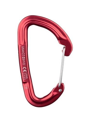 Salewa  Hot G3 Wire Karabina Kırmızı